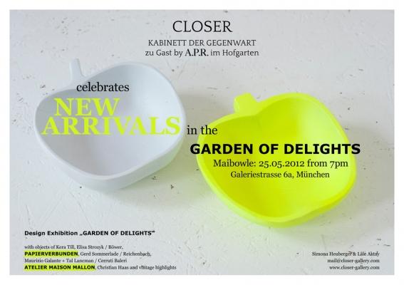 """""""Garden of Delights"""""""